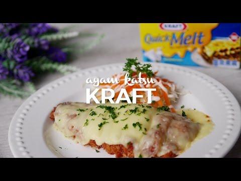 Kreasi Spesial KRAFT - Ayam Katsu KRAFT
