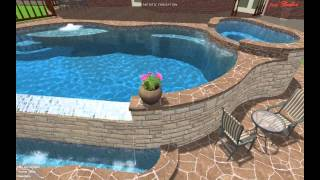 Bost Family Pool by Thomas Yantis, CBP - Oasis Pools