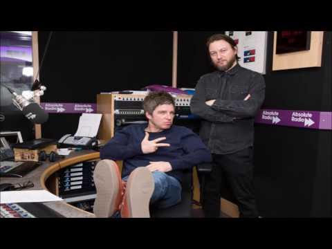 The Noel Gallagher & Matt Morgan Show 2016 | Absolute Radio