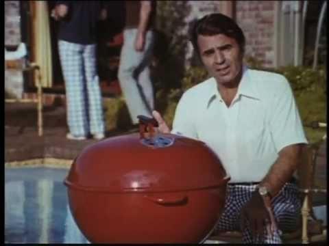 Weber Vintage TV Commercial- Weber Grilling