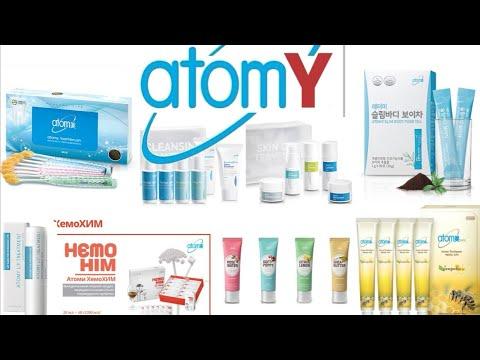 Atomy, Корейская🇰🇷 компания в России🇷🇺, обзор товаров. Korean Company In Russia, Product Review.
