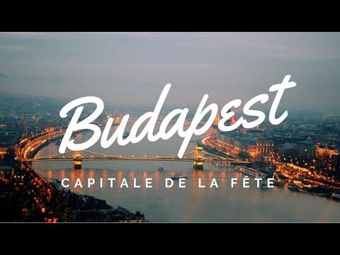 Budapest, Capitale De La Fête - BEST ROOFTOP BARS OF BUDAPEST