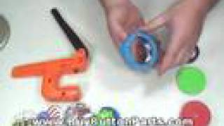 Make a Button with a Badge A Minit Button Maker