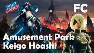 BeatSaber | Amusement Park - Keigo Hoashi (NieR: Automata)  | Expert+ (full combo)