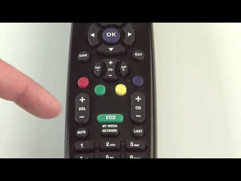 Duo County Telecom, Broadband Video Remote Control Guide