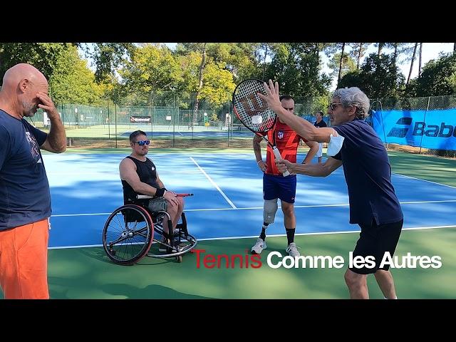 HandiSport - Portraits Handi Tennis #2 Association