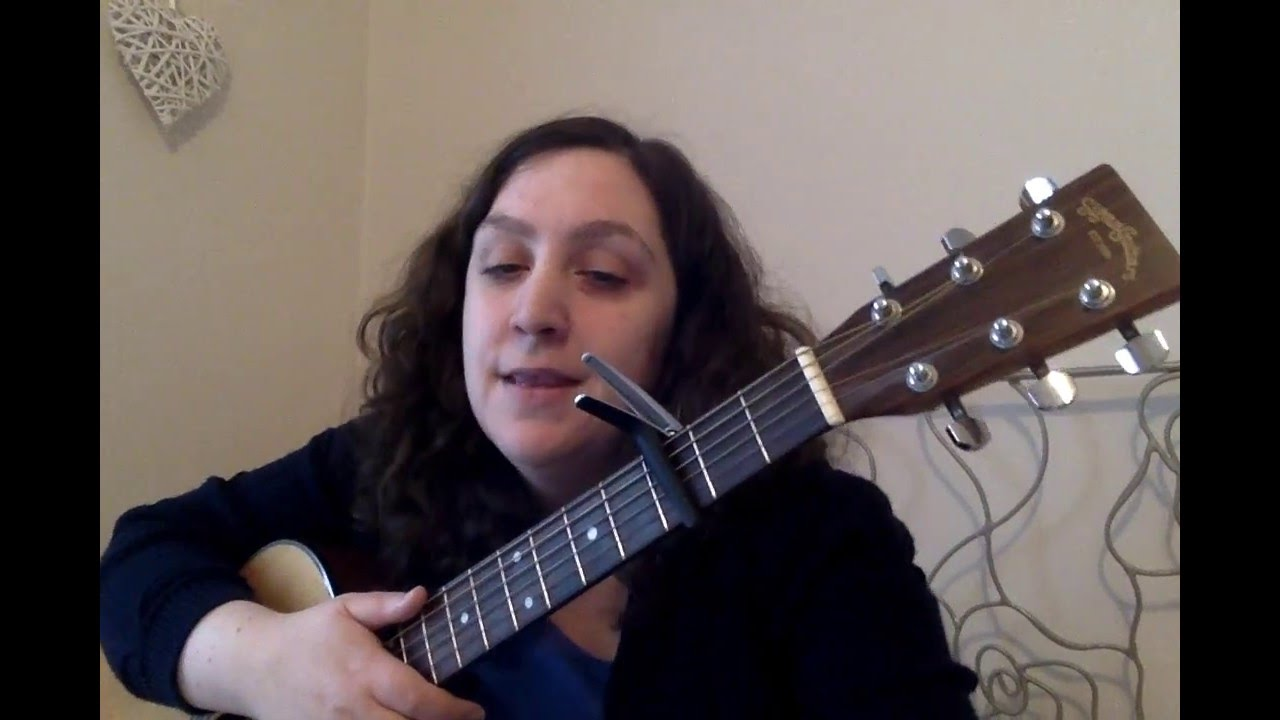 Guitar Cover Facing West By The Staves Youtube