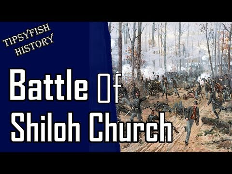 Battle Of Shiloh Church: (civil War Generals Summary)