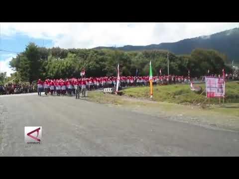 Organisasi papua merdeka (opm) rayakan hari kemerdekaan indonesia karena merasa di tipu