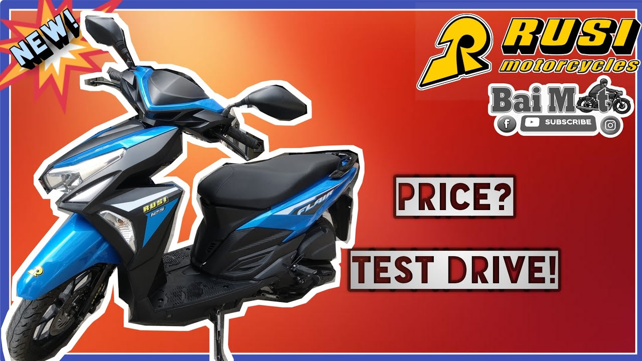RUSI FLAIR 125 | SHOUT-OUT | TEST DRIVE |