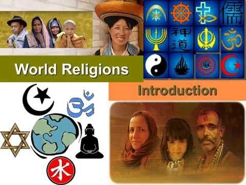 1 World Religions Intro
