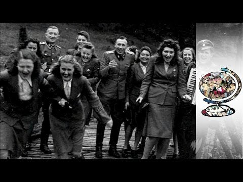 Exposing The Holiday Snaps Of Death-Camp Nazis (2008)