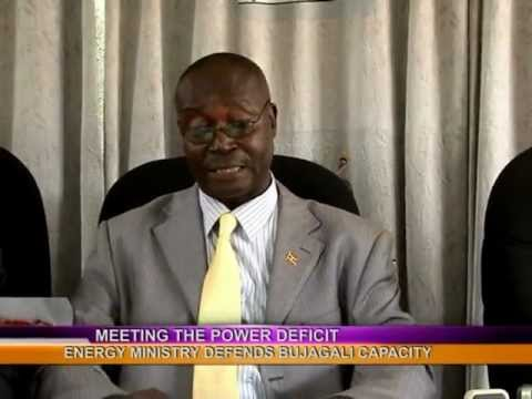 Energy Ministry defends Bujagali capacity