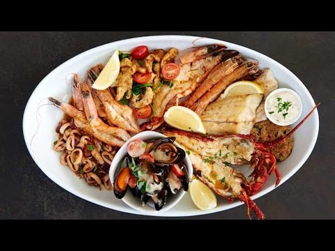Cape Town Fish Market- EXECUTIVE PLATTER