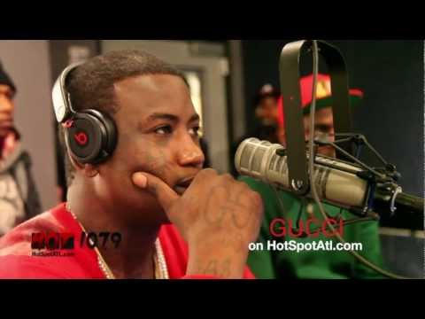HotSpotAtl.com: Gucci Mane Talks Nicki Minaj, Yo Gotti, & French Montana on Hot 107.9