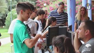 Campus Fundación Unicaja Baloncesto 2019 T2: Llegada