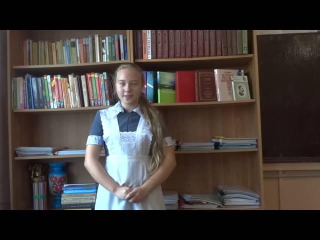 Изображение предпросмотра прочтения – ЕкатеринаТолстопятова читает произведение «Солнцеворот» В.Я.Брюсова