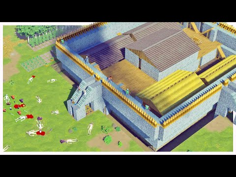 My Impenetrable Castle Just Got Stronger -  Deadly Traps & Archer Outposts - Going Medieval  
