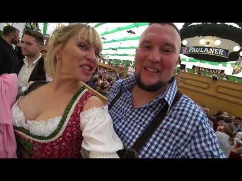 Как пронести водку на Октоберфест или Мой ДР 2019 в Германии Ч 2