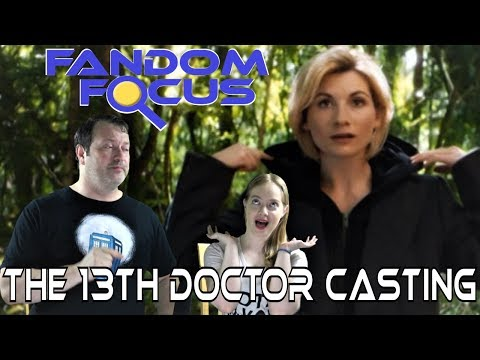 13th Doctor Casting of Jodie Whittaker - Fandom Focus