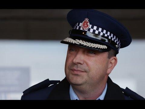 Police on Auckland Harbour Bridge death