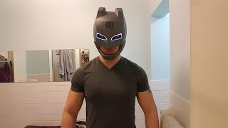 Batman V Superman Batman Voice Changer Helmet