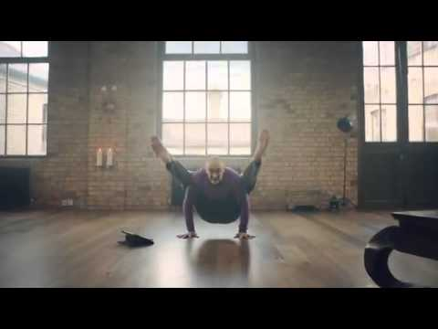 Aviva Car Insurance Ad   Yoga Dan 'shares the love'