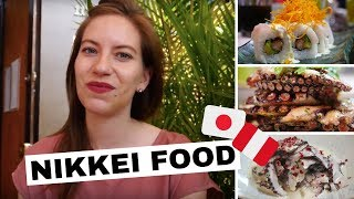 Lima Food Review - Eating Nikkei Cuisine in Lima, Peru