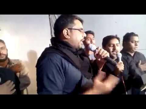 Kabootar nama By anjum jafri budhana azaadari 2017