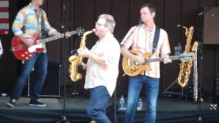 California Dreamin'-The Beach Boys-LIVE at Indian Ranch, Webster, MA 07/10/2016