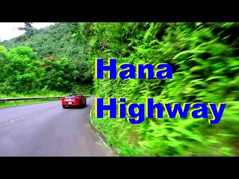 Dare to drive the HANA HIGHWAY, the most crazy road in Hawaii (Maui)