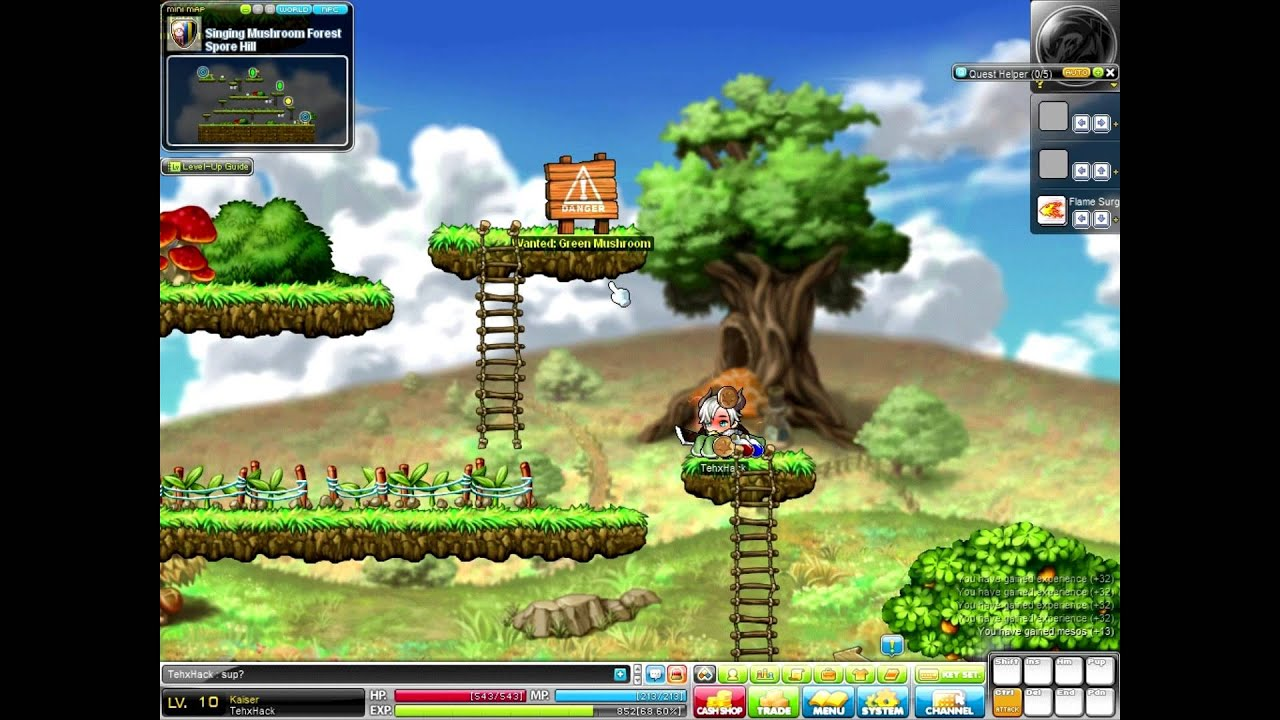 How to Hack Maplestory 5 Steps (with Pictures) - wikiHow