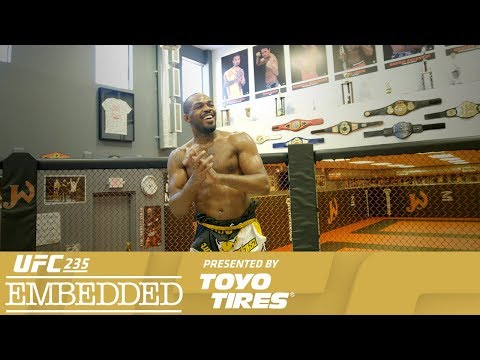 UFC 235 Embedded: Vlog Series - Episode 1