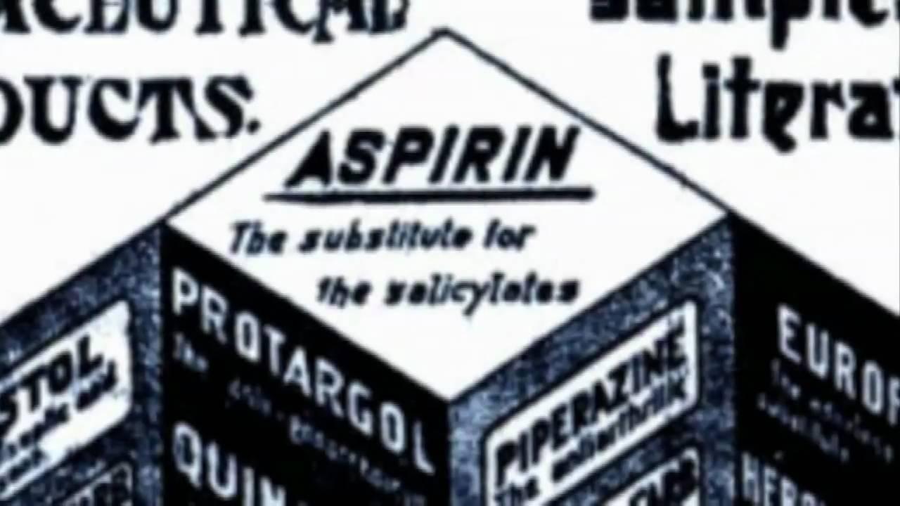 Aspirin periodic table of videos youtube gamestrikefo Choice Image