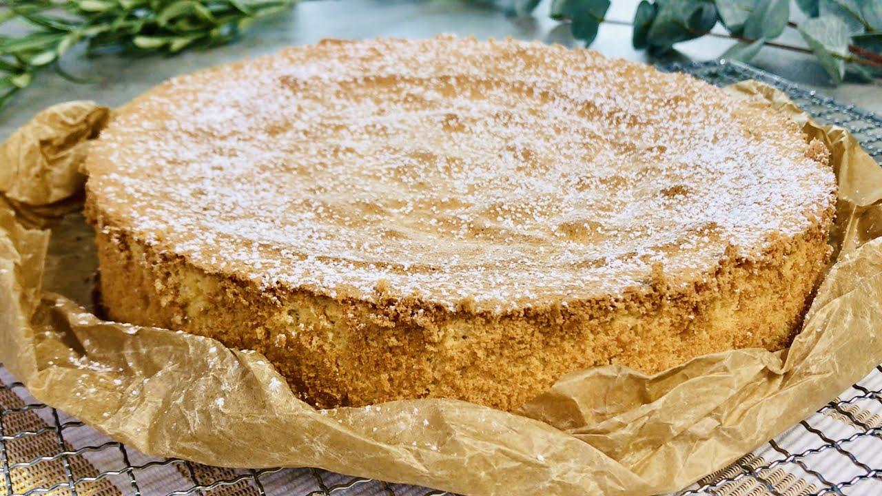 👏 NUR 3 ZUTATEN - köstlicher Kuchen in wenigen Minuten | Kuchen ohne Mehl - Rezept # 70