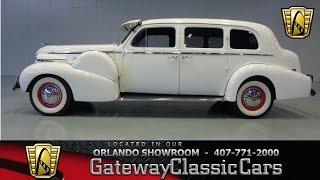 1940 Cadillac 7519 Gateway Classic Cars Orlando