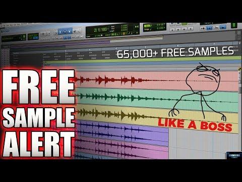 FREE SAMPLE ALERT | 65,000+ FREE SAMPLES (SAMPLERADAR)🎵🔥