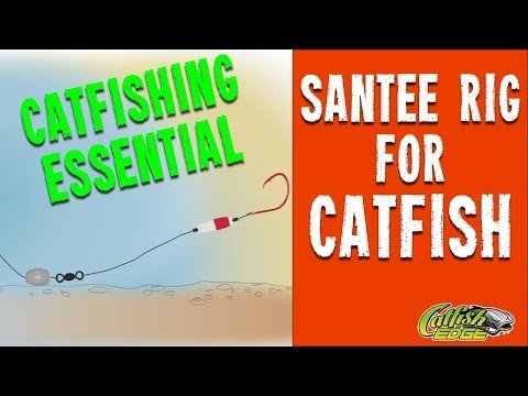 *Santee Rig* -  The *Santee Cooper Rig* For Catfishing