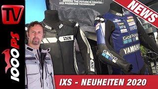Airbag für Motorradjacke - IXS mit Funkauslöser ins Jahr 2020