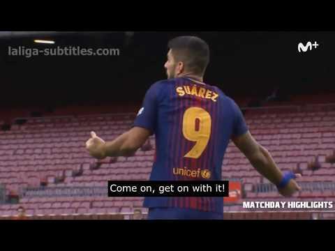 Wow! U Can Hear Barca Players Talking in Empty Camp Nou!