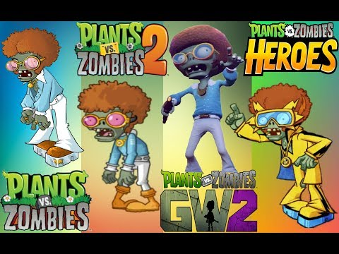 Plants Vs Zombies How Zombies Have Changed In The Game Plantas Contra Zombies