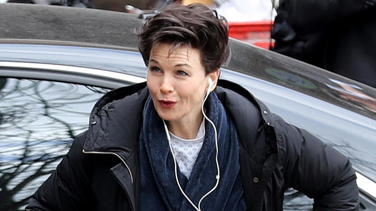 Renée Zellweger transforms into Judy Garland for new movie role