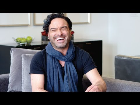 Big Bang Theory's Johnny Galecki Plays 20 Questions
