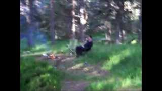 Camping in Aviemore 2012
