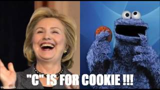 Hillary Clinton C is for...?