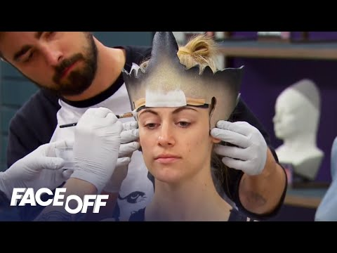 FACE OFF  Season 11, Episode 4: 'Miracle at Last Looks'  SYFY