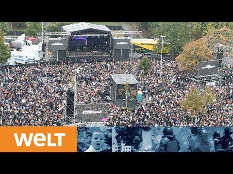#WIRSINDMEHR: Rock und Rap gegen Rechts in Chemnitz