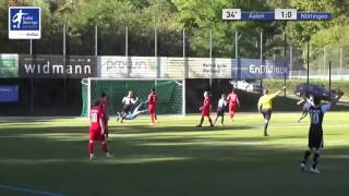 A-Junioren - VfR Aalen vs. FC Nöttingen 2:0 - Deniz Bulut