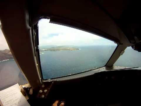 My Landing in Lihue 7 1 12