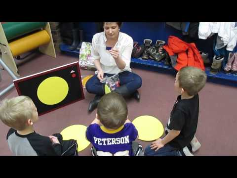 Part 1 of 2: Music and Math Early Childhood Lesson